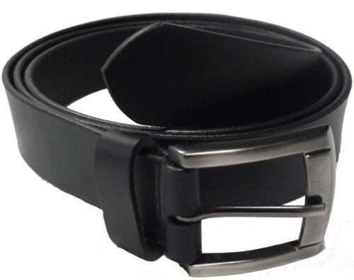 3XL 4XL 7XL 6XL Grande taille homme 35mm noir ceinture en cuir 2XL 8XL 5XL