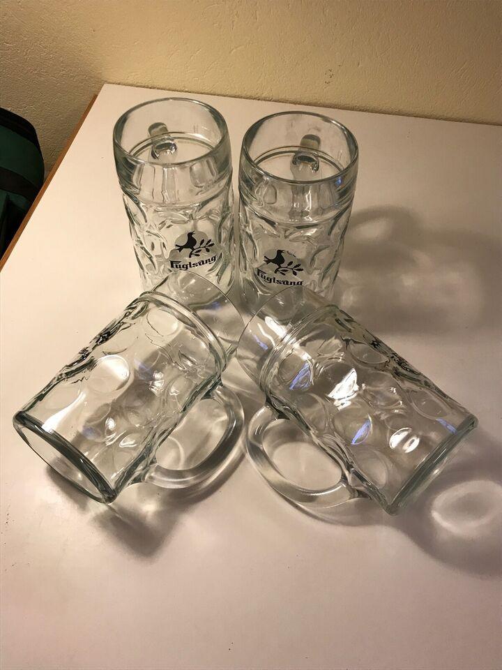 Glas, Ølgæas, Fuglsang