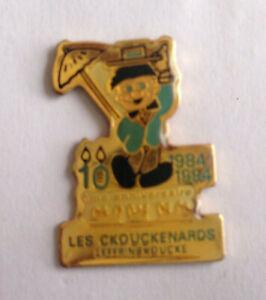 PIN-039-S-RARE-LEFFRINCKOUCKE-AVEC-LES-CKOUCKENARDS-ref-J2