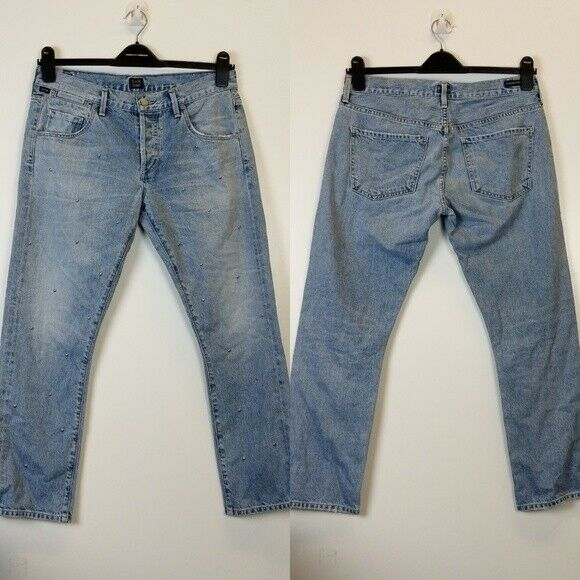 Citizens of humanity emerson studded jeans Size 26
