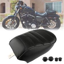 Saugpad Pad Notsitz Sitz Sozius für Harley Sportster Motorrad