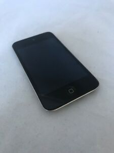 Apple-iPod-Touch-4th-Generation-Black-8-GB-Works-100-Bad-Home-Button