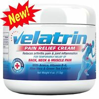 1 Pain Relief Cream 4 Oz (extra Strength) Gel For Arthritis, Back & Muscle Pain