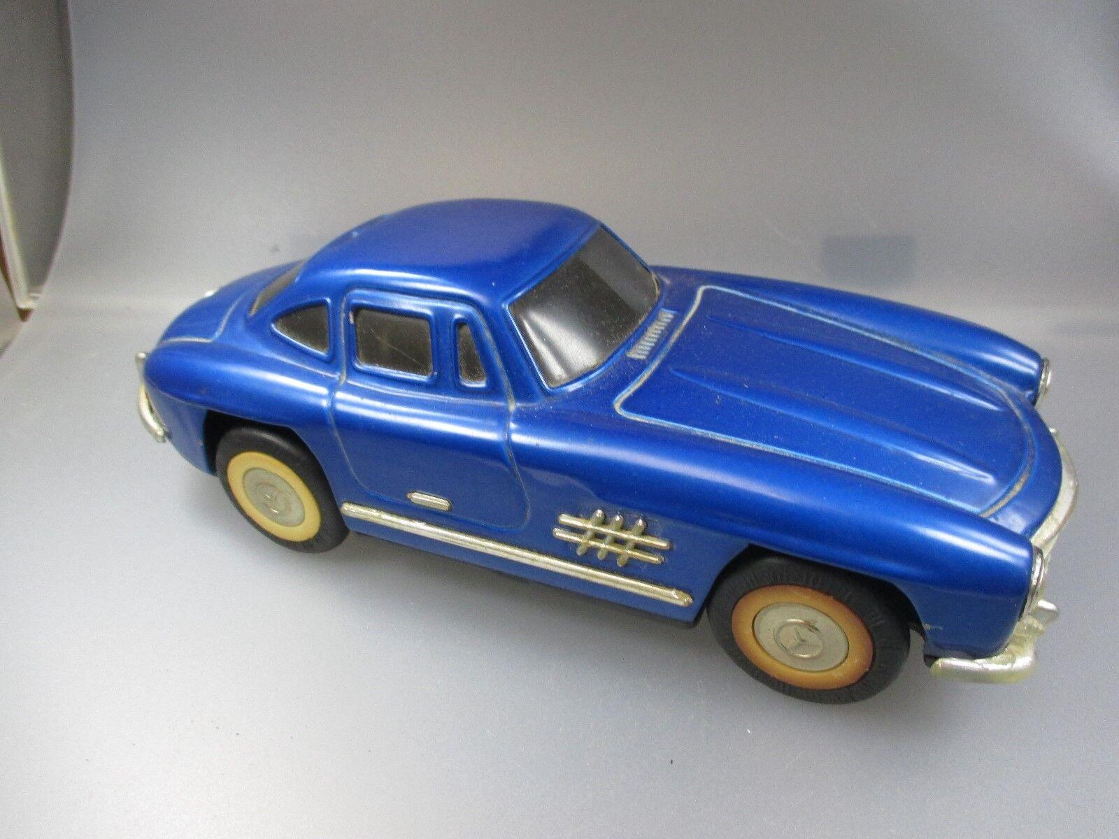 Mercedes - benz 300 sl - fl ü geld ü rer, 24cm lang (ssk17)