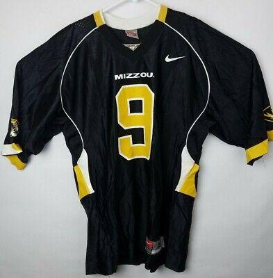 University of Missouri MIZZOU TIGERS Nike Football Jersey #9 Jeremy Maclin Small | eBay