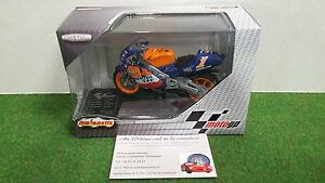 HONDA-500-cc-NSR-REPSOL-1-CRIVILLE-1-18-MAJORETTE-55243-moto-miniature-collect