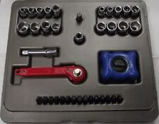 Ratchkey Hk 38 38 Piece 14 Drive Socket Set With Williams Palm Ratchet