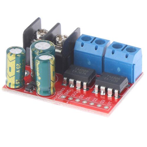 5A Dual DC Motor Drive Module Reverse PWM Speed Regulation H Bridge L298N RAS
