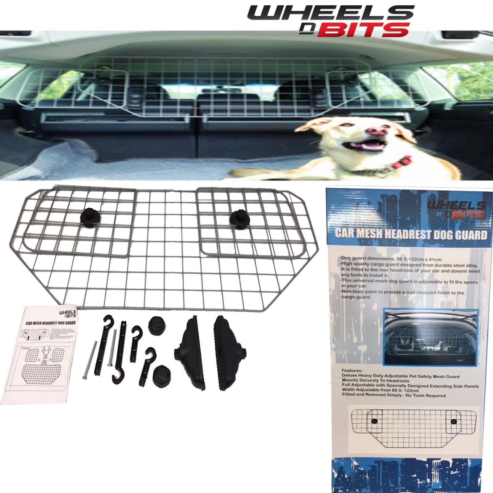Mr E Saver/© Quilted Heavy Duty Boot Mat Liner Headrest Pet Dog Mesh Guard Barrier Divider MREHMBL3854