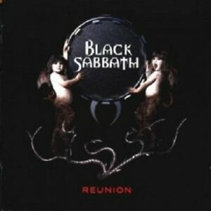 BLACK-SABBATH-REUNION-2-CD-18-TRACKS-HEAVY-ROCK-DOOM-METAL-NEUF