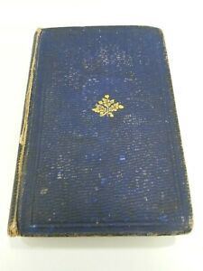 Antique-1861-Rome-And-The-Early-Christians-Letters-Of-Lucius-Piso-Book