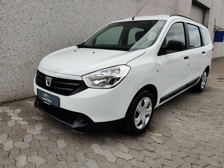 Dacia Lodgy 1,6 Sce 100 Ambiance 7prs 5d