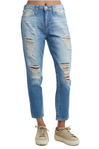 Con Donna True Misura 29 Ragazzo Rise High Etichetta Religion Jeans Nuova gzxzpqF