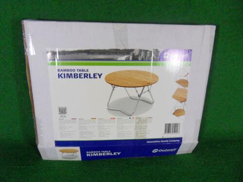 Outwell Picknick Tisch Bambusbeistelltisch Campingtisch Falttisch Camping