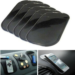 5x Car Magic Anti Slip Dashboard Sticky Pad Non Slip Mat