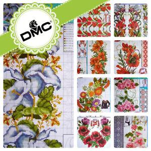 Details about SD-24 Cross stitch Border Pattern - Boho Embroidery  Vyshyvanka Ukrainian style