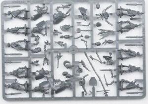Sin-Caja-Mantic-Reyes-De-Guerra-no-muertos-sangriento-comando-x10-sprue-RAPIDO-y-LIBRE-P-amp-p-Reino