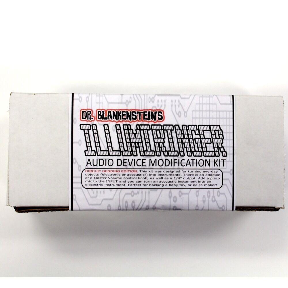 Dr. Blankenstein Illumiringer Audio Device Modification Kit - Circuit Bending