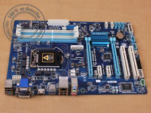 Original GIGABYTE GA-H77-DS3H rev. 1.1 LGA 1155/Sockel H2 Intel