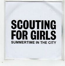 (GD661) Scouting For Girls, Summertime In The City - 2012 DJ CD