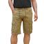 Bermuda-Uomo-Cargo-Pantalone-corto-Cotone-Tasconi-Laterali-Shorts-Casual-Nero miniatura 20