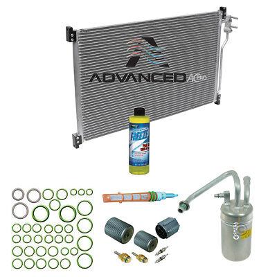 New AC A//C Compressor Kit Fits 1999-2004 Ford Mustang V6 3.8L 04 3.9L