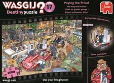 JUMBO WASGIJ PUZZLE DESTINY 17: PAYING THE PRICE! 1000 PCS COMICS #19141
