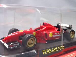Ferrari-Collection-F310-1-43-Scale-Box-Mini-Car-Display-Diecast-vol-80