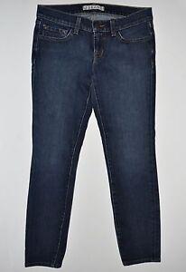 vintage coste 25 con a taglia J taglio a Brand gamba Jeans vita a bassa bassa skinny pZ7OwqZ