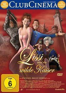 LISSI-UND-DER-WILDE-KAISER-MICHAEL-034-BULLY-034-HERBIG-RALF-WENGENMAYR-DVD-NEU