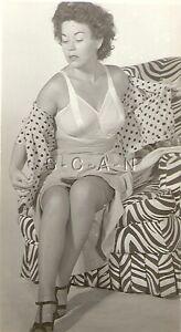 Org Vintage 1940s-60s Semi Nude RP- Skinny Well Endowed