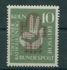 Germany-BRD-Federal-1956-Mi-239-Mint-MNH-More-See-Shop