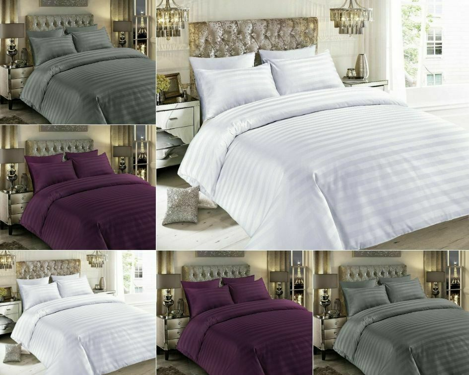 Hotel Collection Waffle Double Duvet Set For Sale Ebay