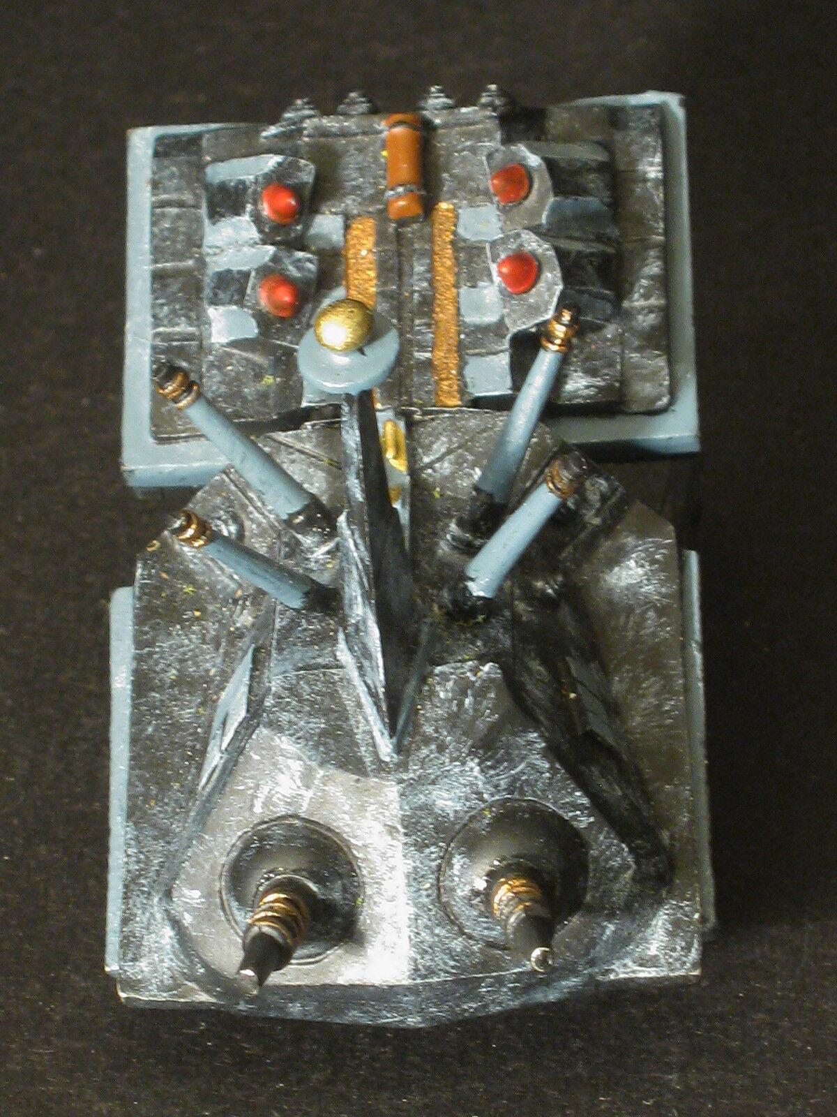 Ogro Mark III-B Pintado En Miniatura, GEV MicroJuego, Jackson Juegos, gran megaextra