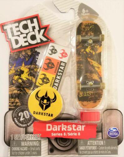 Bbsm 20094605 Tech Deck-touche série 8 Darkstar courantes
