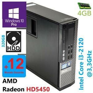 Dell-Optiplex-790-SFF-Intel-Core-i3-2120-3-3GHz-320GB-HDD-Windows-10-PRO-PC