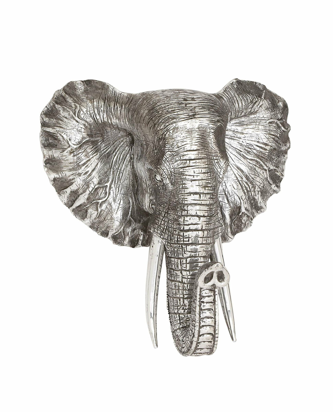Bloomsbury Market Markovich Elephant Head Sculpture