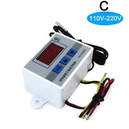 12V//24V//220V Digital LED Temperature Controller Thermostat Control Switch Tool