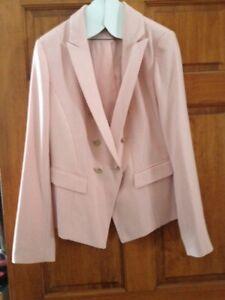 White-House-Black-Market-Pink-Jacket-Blazer-14