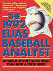 The Elias Baseball Analyst 1992 by Seymour Siwoff, Siwoff Hirdt (Paperback, 1992)