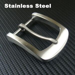 """38mm Belt Z127 Stainless Steel Belt Pin Buckle Men/'s Pin Belt Buckles for 1.5/"""""""