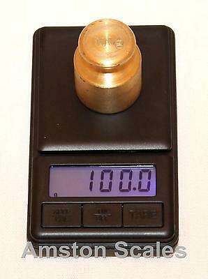 Pocket Scale Carat Grain Troy Ounce