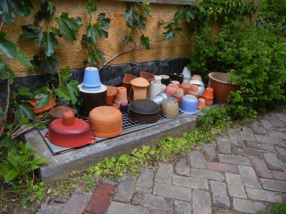 RETRO - kobber, messing, zink til haven