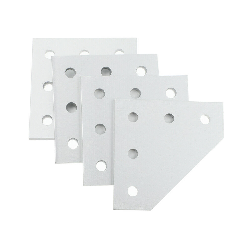 4 Pcs Connection Boards Practical Smooth Splicing Plates for Factory
