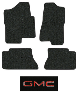 FITS 1999-2000 GMC C2500 Crew Cab Old Body Style Cutpile Carpet FREE SHIPPING