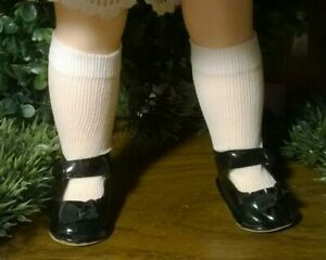 """8"""" Long  Nylon DOLL CLOTHES STOCKINGS SOCKS Fit Antique//Modern Fit 16""""-20"""" Doll"""