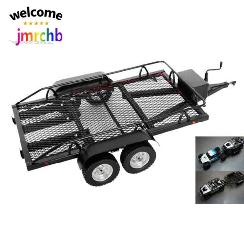 110 Heavy Duty Truck and RC Cars Trailer Crawler Truck
