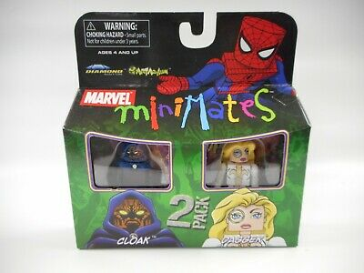 Marvel Minimates Series 23 Cloak