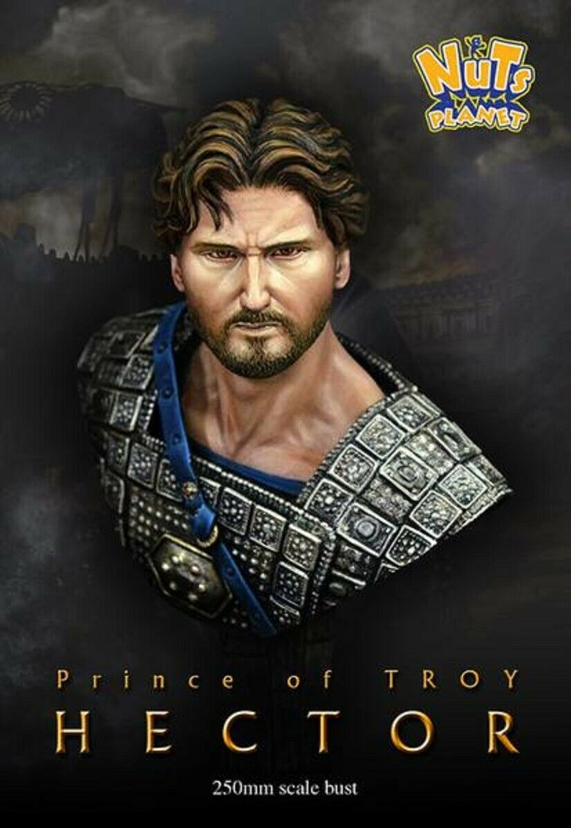 Nutsplanet  Prince of Troy- Hector - NP-B003
