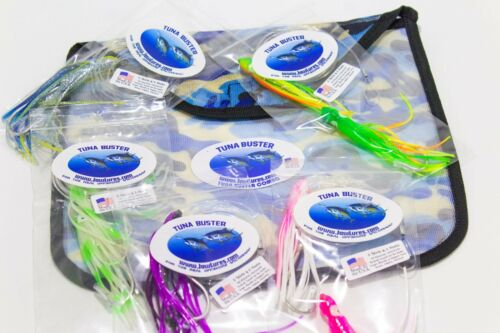 Tuna Buster Combo PackJaw Lures